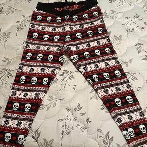 Torrid thick skull leggings